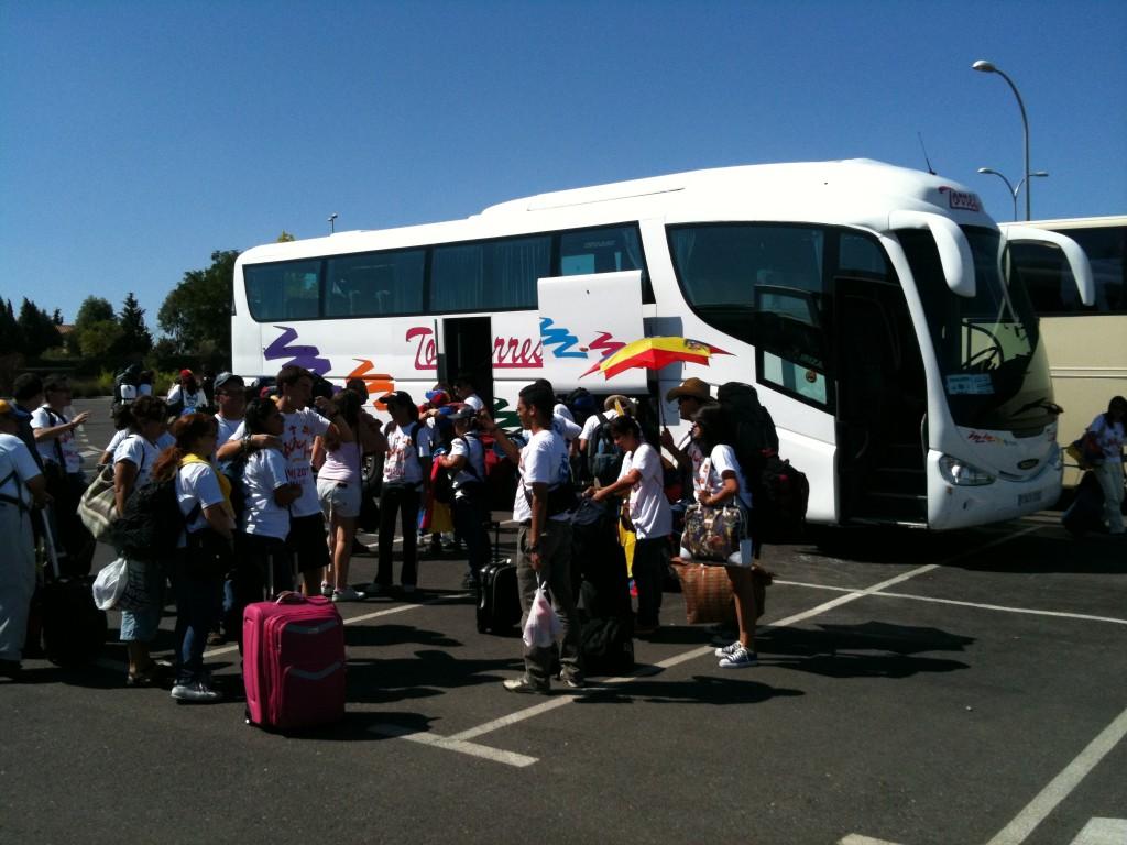 Bus Turístico de Barcelona - Viajar por España - Madrid