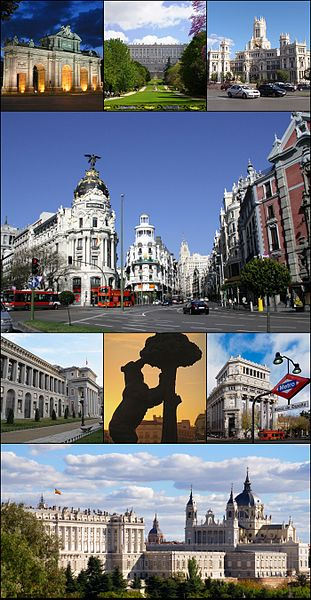 Viajar por España - Madrid - Visitar los mejores sitios de Madrid