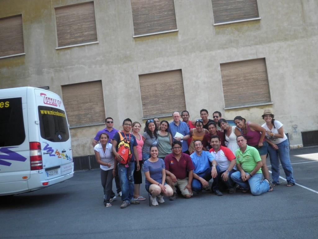 Minibuses de alquiler en Madrid